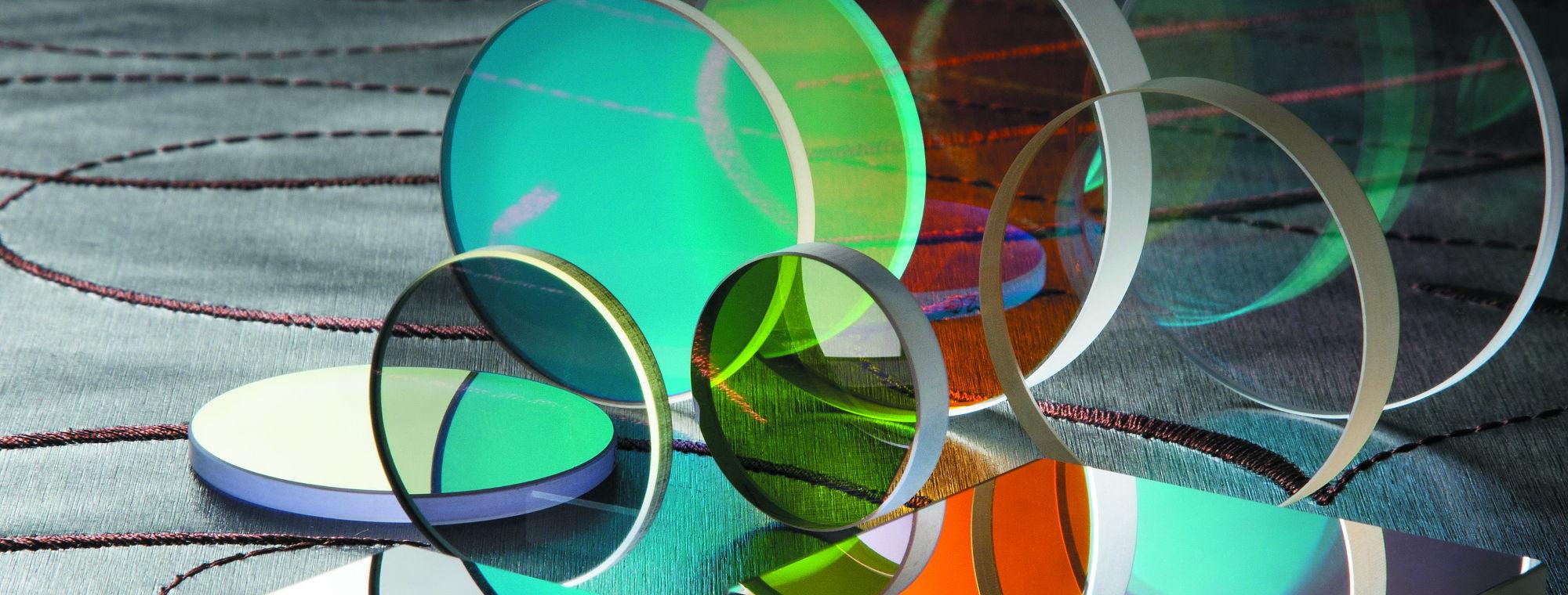 Optics von Gegerfelt Photonics Slider